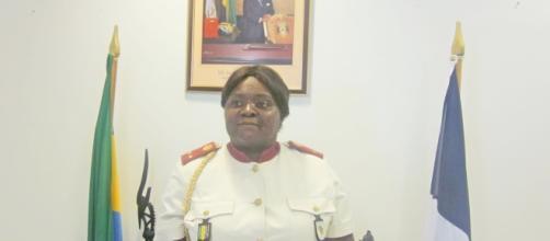 Médecin Général Christine Murielle ESSOMO MEGNIER-MBO ép. OWONO: Commandant l'École d'Application du Service de Santé Militaire de Libreville