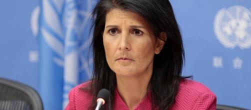 Nikki Haley, une parole libre à l'ONU - Le Point - lepoint.fr