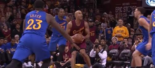 Richard Jefferson and the Milwaukee Bucks might reunite ahead of the 2017-18 season -- NBA via YouTube