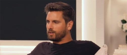 Scott Disick comments on the rumors surrounding Khloe Kardashian's reported pregnancy. (E! Entertainment/YouTube)
