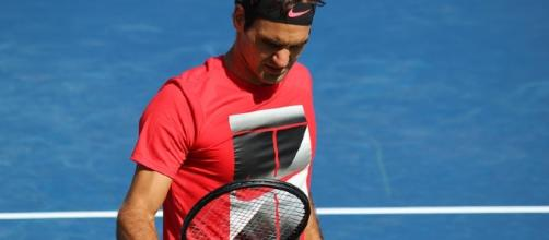 Swiss tennis player Roger Federer. Image Credit: shinya, Flickr -- CC BY-ND 2.0