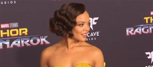 "Tessa Thompson plays The Valkyrie in ""Thor: Ragnarok."" (Entertainment Access/YouTube)"