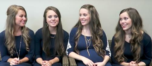 The Duggar sisters [Image by YouTube/TLC]