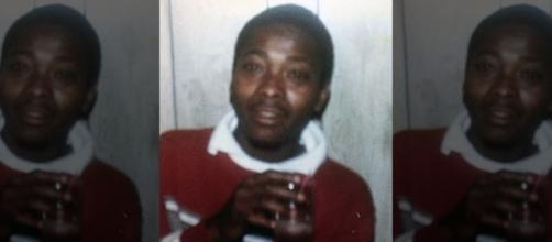 Timothy Coggins who was murdered in 1983.[image credits;County Sherrif's office, Spalding]