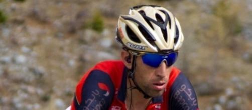 Vincenzo Nibali, capitano del Team Bahrain Merida