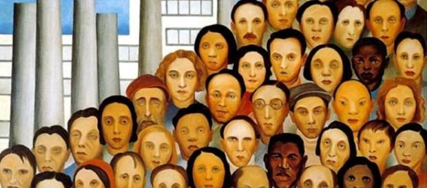 A diversidade humana na tela de Tarsila do Amaral