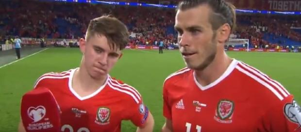 Ben Woodburn leads Wales to victory 02.09.2017 HD 1Image - AppKoraHD-TV| Youtube