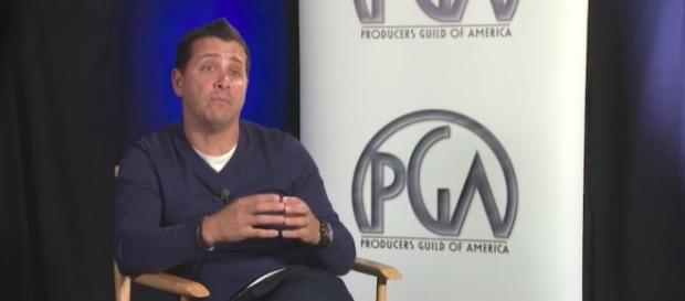 His alleged partner pleaded guilty to securities fraud. [Image via Producers Guild of America/YouTube screencap]