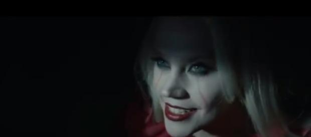 "Kellyanne Conway as Pennywise on ""SNL,"" via Twitter"