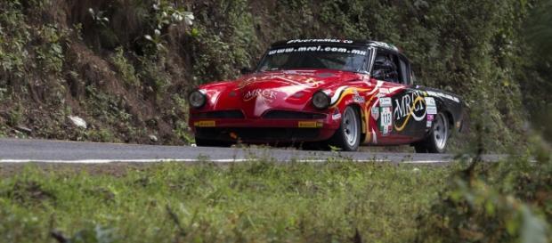 La Carrera Panamericana es resistencia