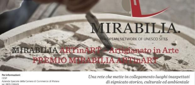 Mirabilia- European Network of UNESCO Sites-