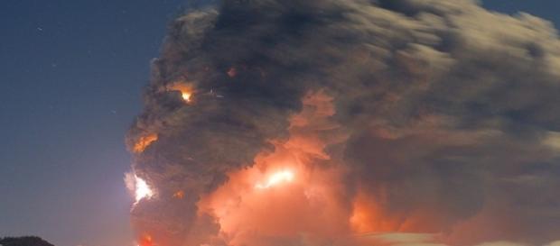 Muitas pessoas irão ver um rosto nessa nuvem