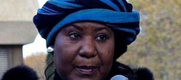 Myriam Sankara : épouse du défunt Capitaine Thomas Sankara