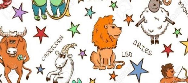Uma forma divertida de representar a característica que marca cada signo do zodíaco