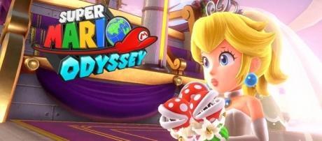 Princess Peach in 'Super Mario Odyssey.' (image source: RajmanGaming HD/YouTube)