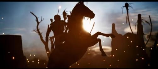 """""""Assassin's Creed Origins"""" will tell the beginnings of the Brotherhood and Ancient Egypt. [Image Credits: Ubisoft US/YouTube]"""