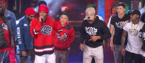 Chance the Rapper featuring on an episode of Wild n' Out. - [Image by MTV via YouTube]