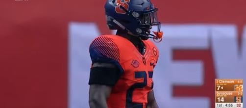 Clemson Tigers vs Syracuse Orange Football 2017 Full Game HD Week [Image - Campus Insider | YouTube ]