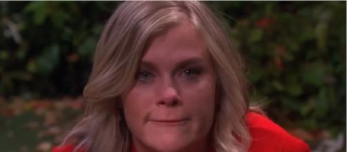 Days of our Lives Sami Brady. (Image via NBC/YouTube screengrab)