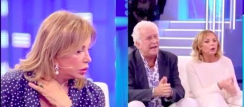 Duro scontro tra Marco Predolin e Simona Izzo a Domenica Live