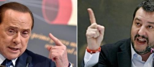 Elezioni 2018: lo scontro fra i leader della destra segna un punto a favore di Berlusconi - huffingtonpost.it