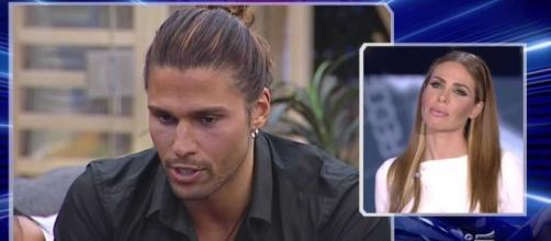 """Gf Vip, Luca Onestini shock: """"Soleil si è solo vendicata, voleva ... - xn--celebrit-6ya.com"""