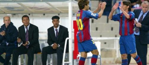 Hoy se cumplen 11 años del debut de Messi con el Barcelona - Diez ... - diez.hn