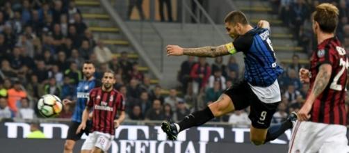 Inter, la tripletta di Icardi illumina il derby dei record   inter.it