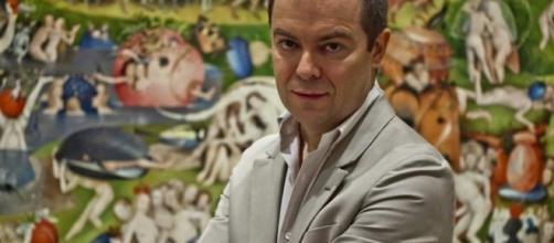 """Javier Sierra: """"El hombre lleva pasando de un mundo al otro desde ... - 20minutos.es"""