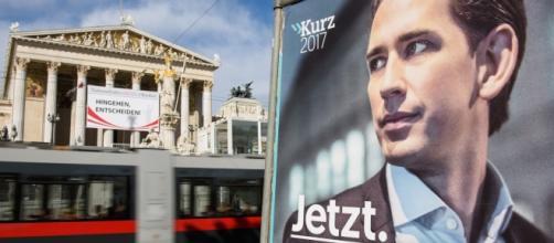 La vittoria di Kurz in Austria apre la strada a scontri con l'Ue