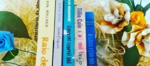 Livros que com certeza vão te fazer chorar (Foto: arquivo pessoal)