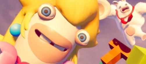'Mario + Rabbids Kingdom Battle' has just gotten a new trailer. (image source: GameTrailers/YouTube)
