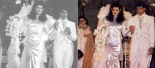 Muita gente não sabe, mas Claudia Raia e Alexandre Frota foram casados