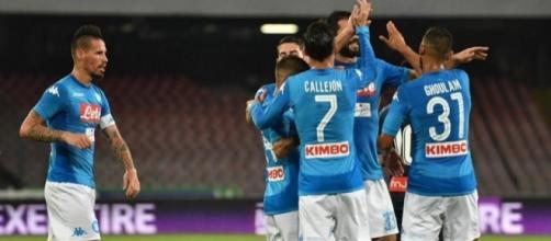 Napoli Manchester City formazione - oasport.it