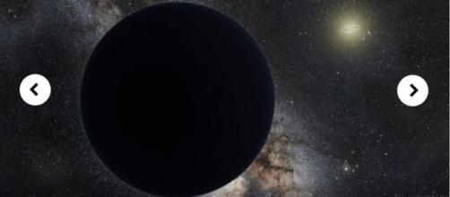 NASA suspeita que planeta gigante influencia a órbita de todos os corpos celestes do sistema solar (ESO/Tom Ruen/nagualdesign)