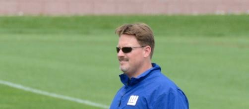 New York Giants and Ben Mcadoo upset Broncos --Tom Hanny via Wikemedia Commons