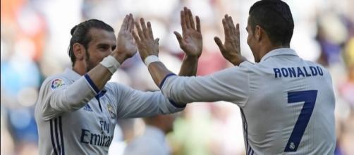 O Real Madrid defronta o Tottenham no Santiago Bernabéu