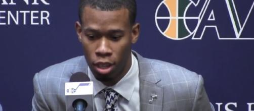 Rodney Hood will be a restricted free agent next year – image – Salt Lake Tribune/ Youtube