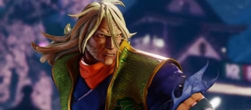 Street Fighter V Zeku Capcom (Image Credit: PlayStation/YouTube)