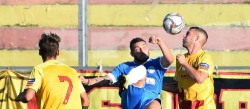Unione Calcio Bisceglie, non basta una rete di Visconti ad evitare la sconfitta contro la Vigor Trani