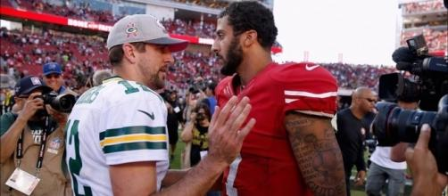 Will Green Bay look outside to replace Aaron Rodgers? [Image via YouTube]