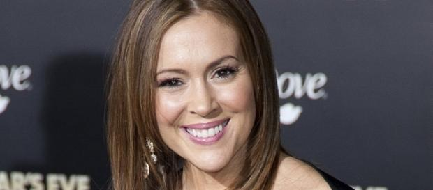 Alyssa Milano gets outpouring of support for her social media rally. (Image Credit: Tom Sorensen/Wikimedia Commons)