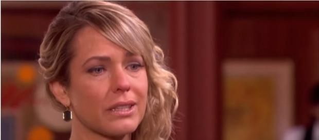 Days of our Lives: Nicole Walker. (Image via YouTube screengrab/NBC)