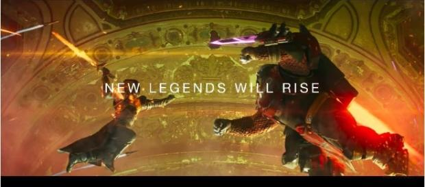 'Destiny 2' physical sales did not beat the original game [Image Credit: destinygame/YouTube]