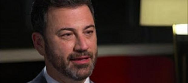 Jimmy Kimmel doesn't apologize for declines with a certain demographic. [Image - CBS Sunday Morning/YouTube]