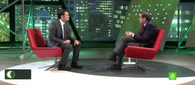 """LA SEXTA TV   José Bono, sobre su reunión con Pablo Iglesias: """"Mi ... - lasexta.com"""