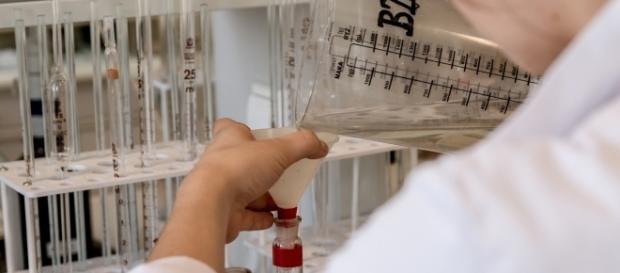 Laboratório cosmético, produção com nanotecnologia