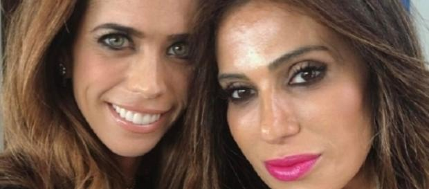 'RHOC' Lydia McLaughlin and Peggy Sulahian (Photo via Lydia McLaughlin/Instagram)