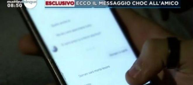 Firenze: amico della ragazza aggredita rivela il messaggio inquietante ricevuto