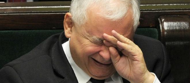 Prezes Kaczyński spodziewa się wiwatujących tłumów sympatyków PiS-u